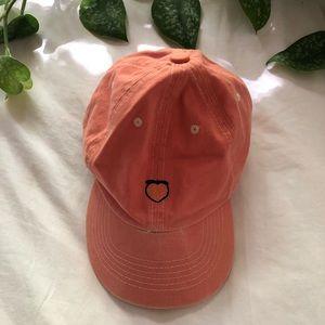 UNIF Peach Hat